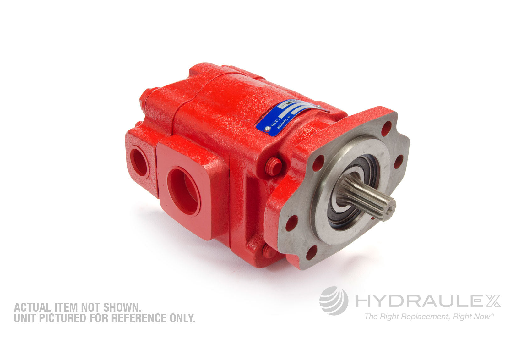 ML51B27ANX Gear Pump
