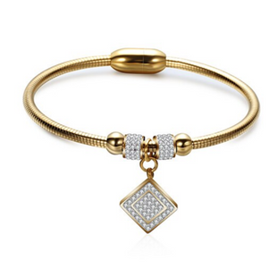 Carey Statement Bracelet