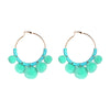 Reva Pom Pom Earrings