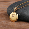 Initial Signature Necklace