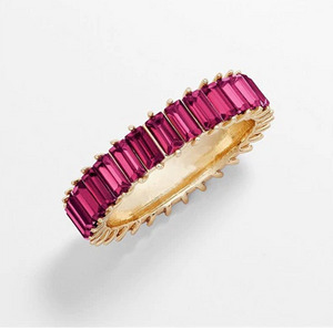 Scarlatta Statement Ring