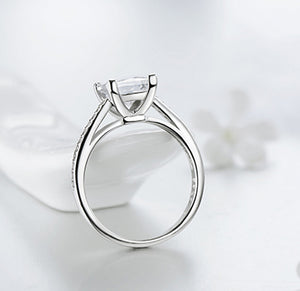 Vanessa Sterling Silver Ring