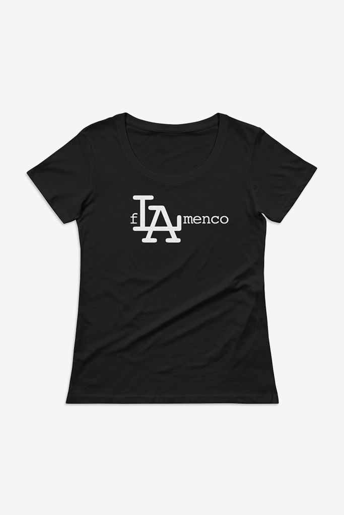 fLAmenco Ladies' Scoopneck T-Shirt