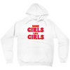 Girls Like Girls Hoodies (No-Zip/Pullover)