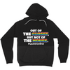 Out of The Closet Hoodies (No-Zip/Pullover)