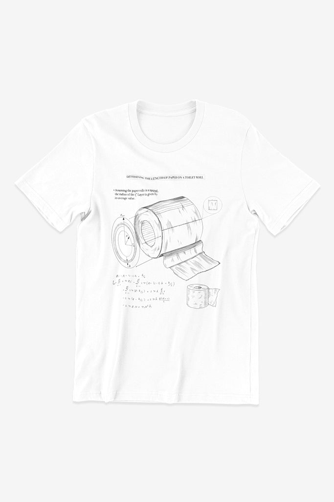 Toilet Paper Engineering Tee