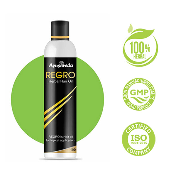 REGRO - Ayurvedic Hair Growth Oil