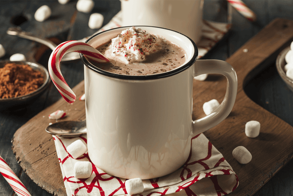 Bone Broth Peppermint Mocha