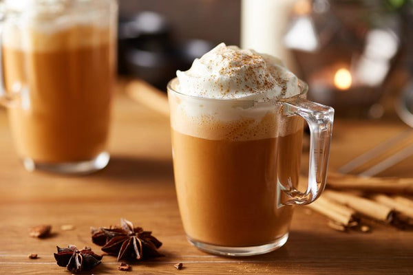 Pumpkin Spice Collagen Latte