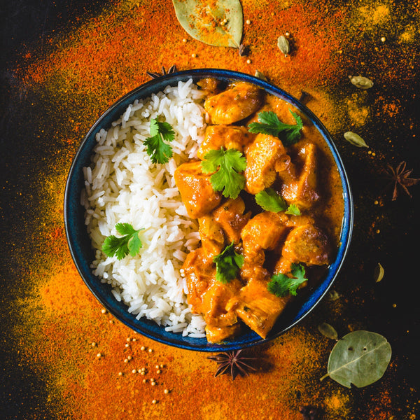 Instant Pot Chicken Curry (Paleo, Whole30, Easy)
