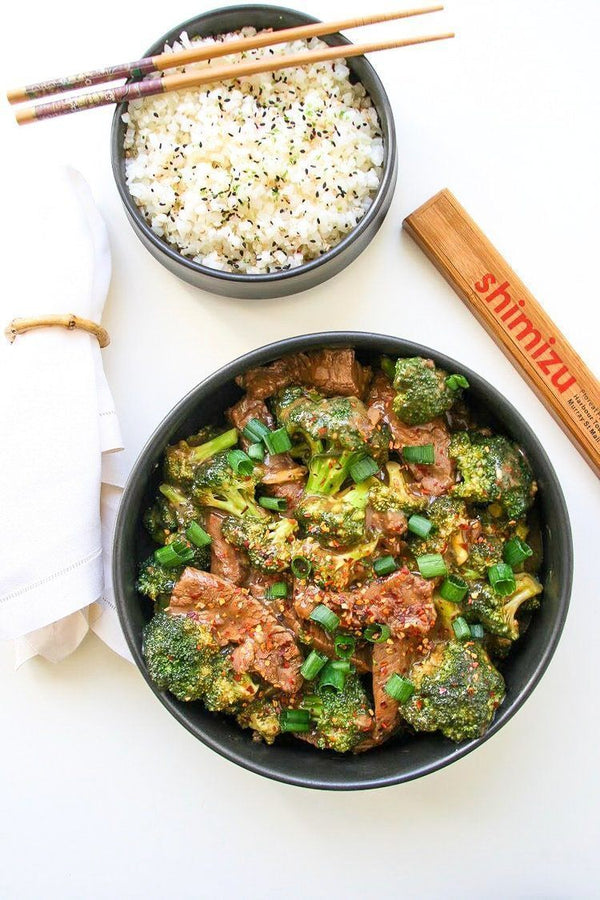 Whole30 Beef With Broccoli