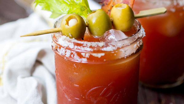 Bone Broth Bloody Mary