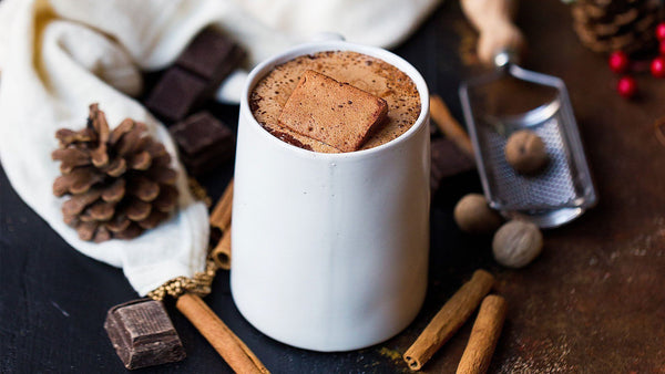 Not-Just-Any Slow Cooker Hot Chocolate