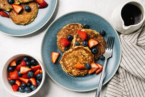 Grain-Free Collagen Pancakes