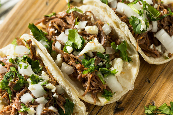 The BEST Instant Pot Bone Broth Carnitas