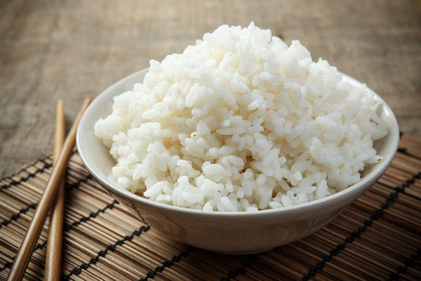 The Perfect Rice (Cooked in Bone Broth)