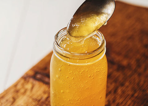 bone broth gel