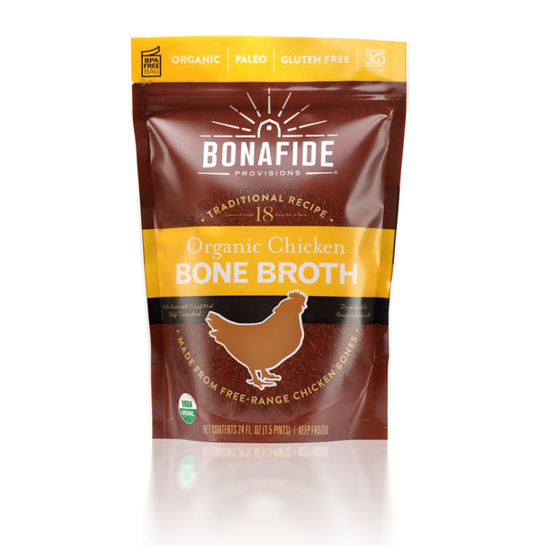 Organic Chicken Bone Broth