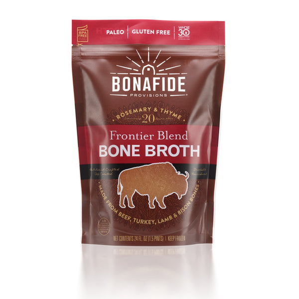 Frontier Blend Bone Broth