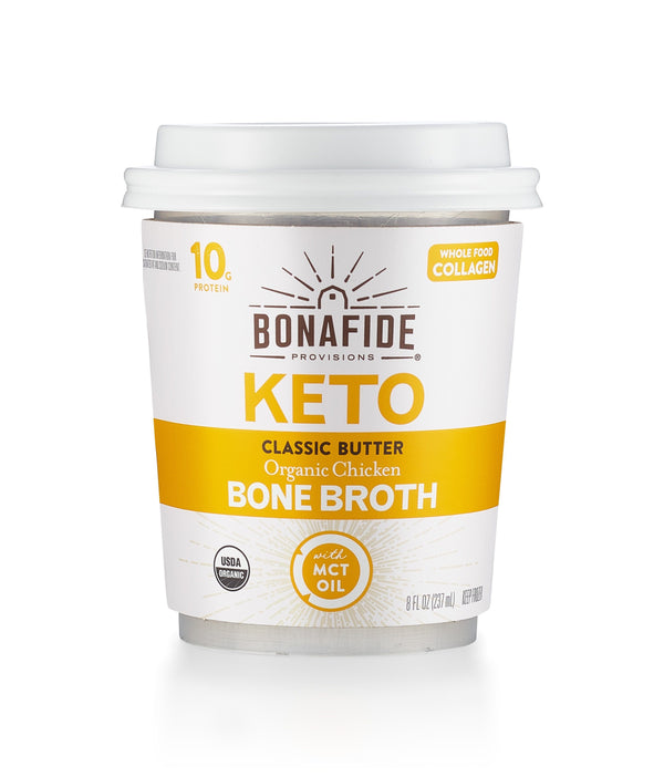 Classic Butter Keto Broth