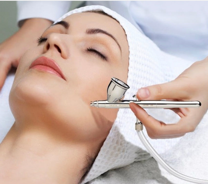 Treatment: Rejuvenating Oxygen Facial