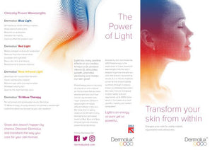 Treatment: Dermalux and Chemical Peel