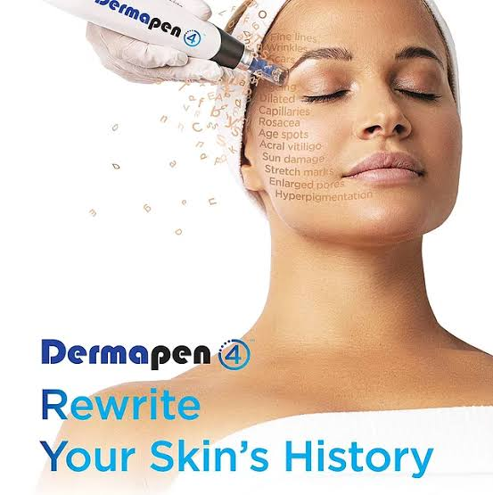 Treatment: Dermapen microneedling
