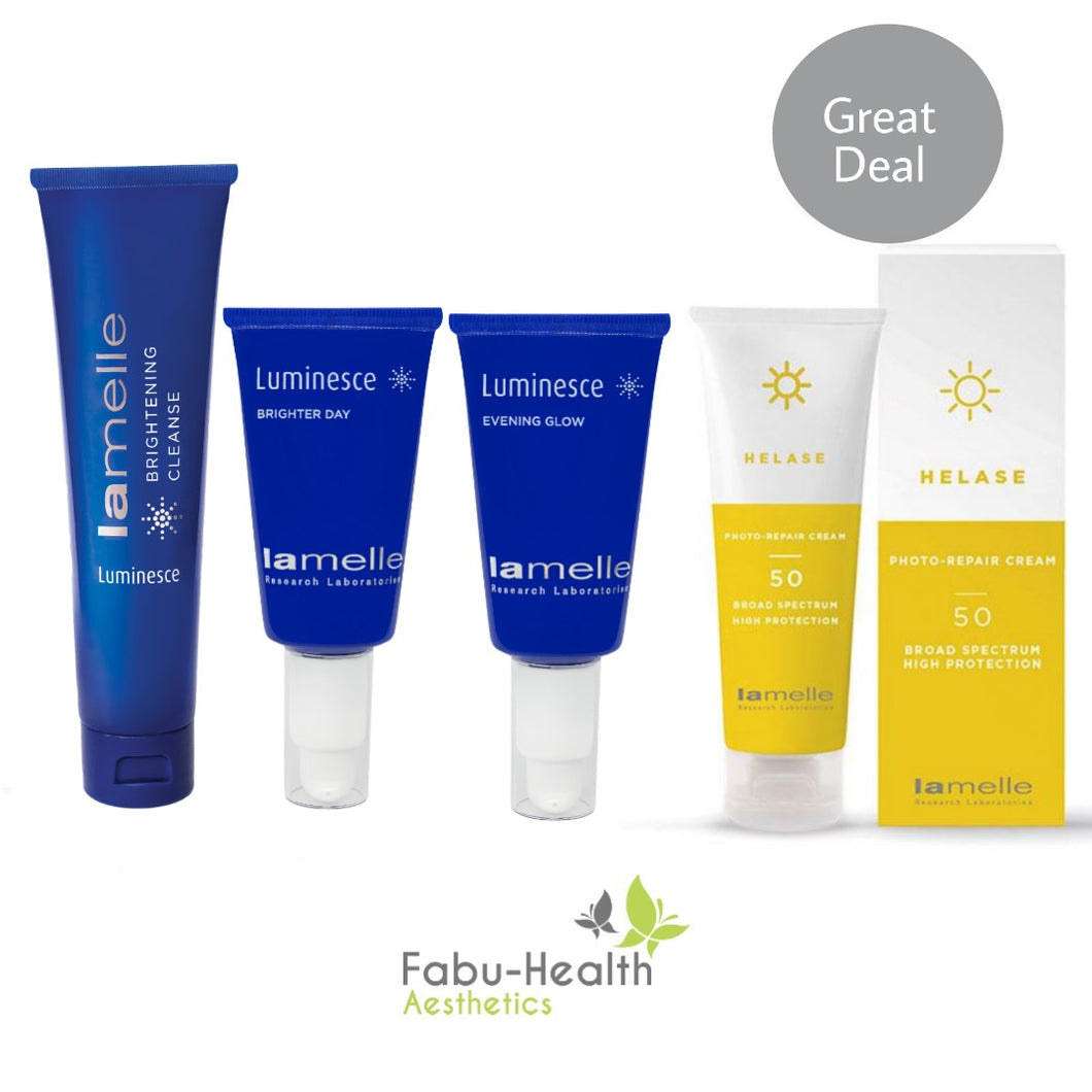 Luminsce Brightening Pack