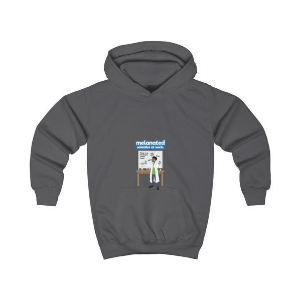 E=Mcsquared  Melanated Scientist Hoodie- Slim Fit
