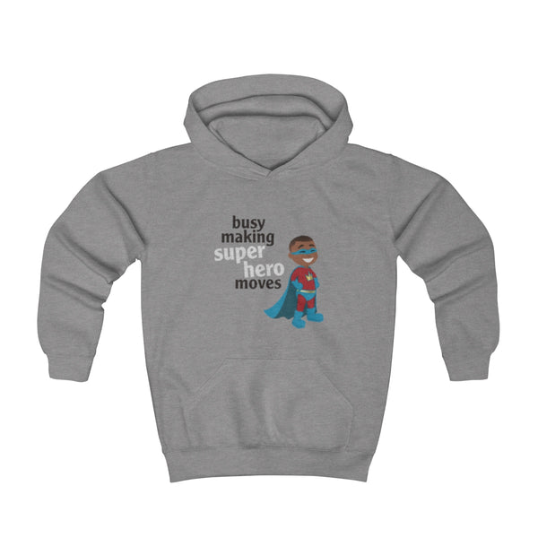 Superhero Moves -Toddler Hoodie