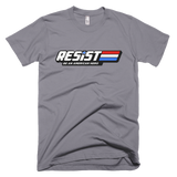 #RESIST It's Half The Battle - Unisex Short-Sleeve T-Shirt