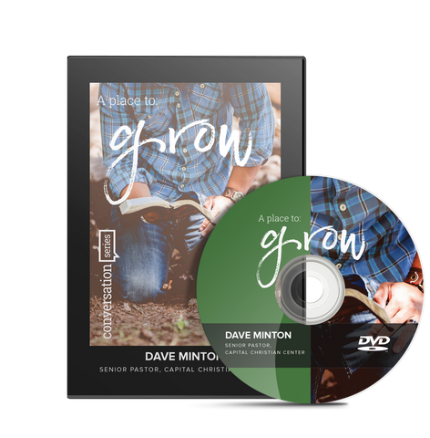 Next Steps: Grow - Dave Minton - DVD