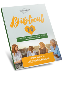 "Biblical EQ - Study Guide/workbook (8.5""x11"")"