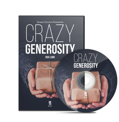 Crazy Generosity - DVD