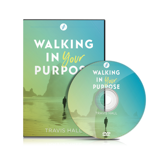 Walking in Your Purpose - DVD