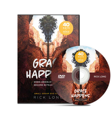 Grace Happens - DVD