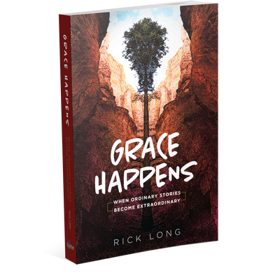 Grace Happens - Tradebook