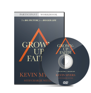 Grown-Up Faith - DVD