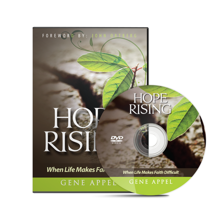 Hope Rising - DVD