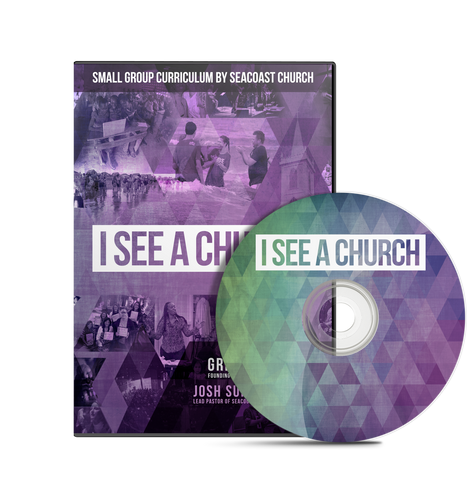 I See A Church - DVD