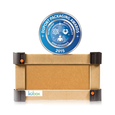 Kubox DuPont Award 2015 Packaging Innovation