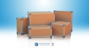 KUbox lighweight shipping crates