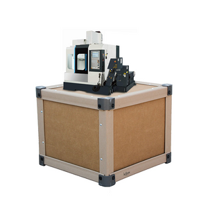 Kübox Square - lightweight shipping crate parcel big and heavy - technical equipment