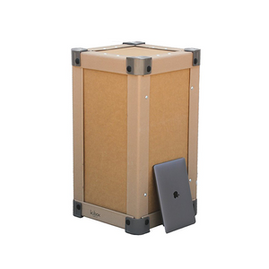 Kübox Tower - lightweight shipping crate parcel big and heavy