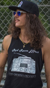 Ghetto Blaster Official Tank Top