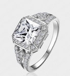 Exquisite AAA Cubic Zirconia Ring