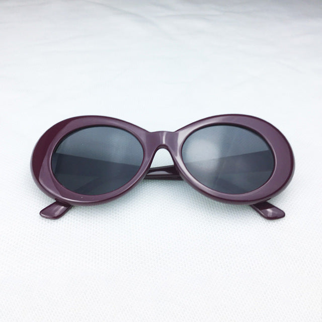 FIERCE Oval shaped Sunglasses for Men and Women