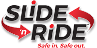 Slide 'n Ride Vehicle Assist Seat