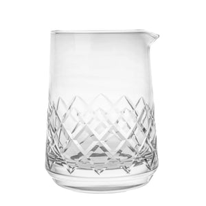 Potion House Greta Yarai-Etched Mixing Glass