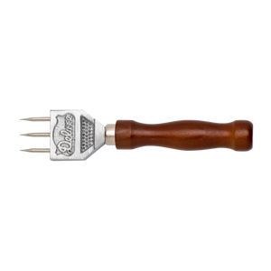 "Potion House Wood Handle ""Deluxe"" Three Prong Ice Pick"